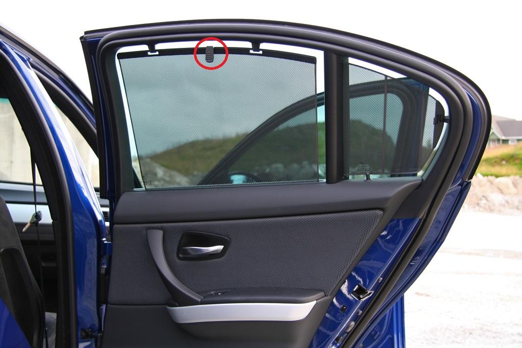 Rear side window sunshade help 2bfac98af88