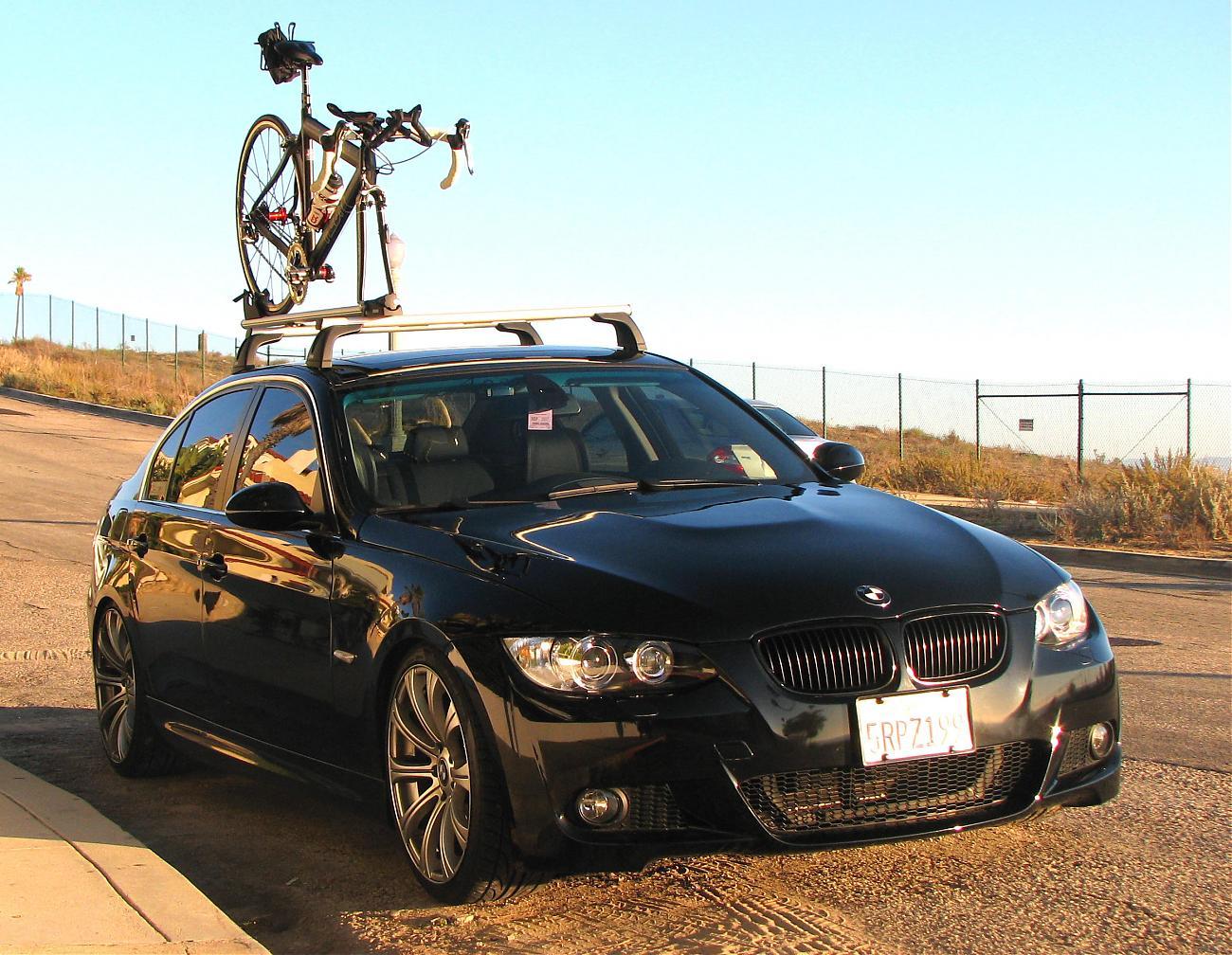 Bike Rack Related Questions Bmw 3 Series E90 E92 Forum