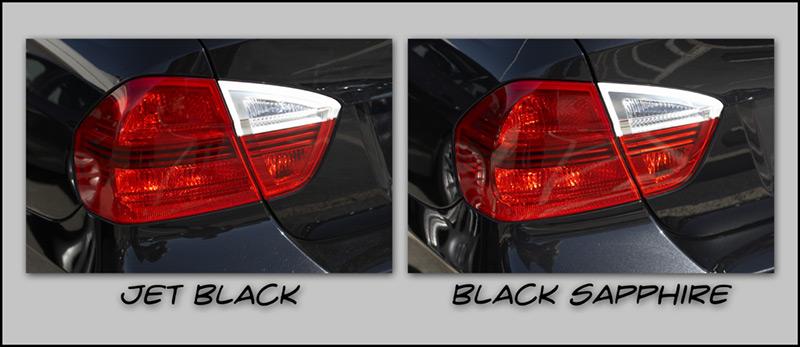 Exterior Color Jet Black Or Black Sapphire Bimmerfest