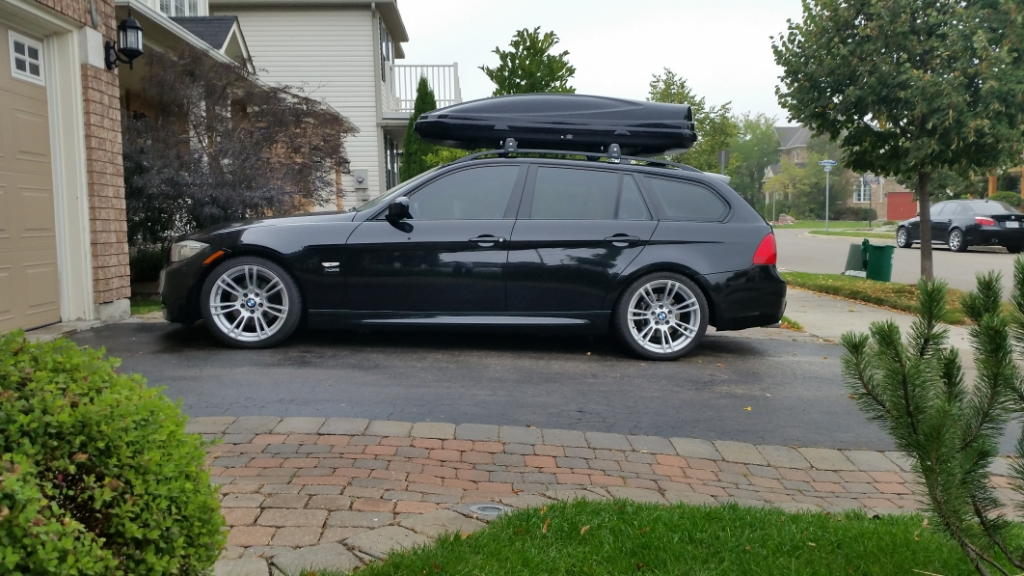 Canadian E91 Touring Wagon Picture Thread