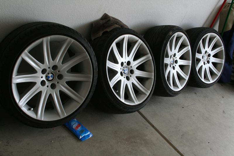 F S Oem Bmw Style 95 Wheels