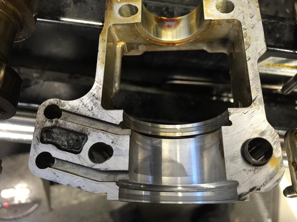 Camshaft Bearing Ledge Issue Bmw 3 Series E90 E92 Forum