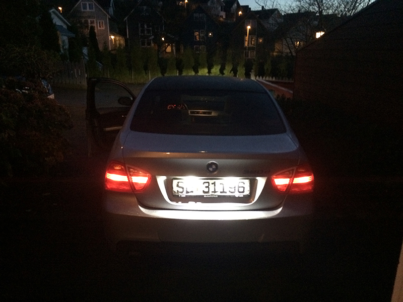 Hey from norway build thread for Garage bmw montceau les mines