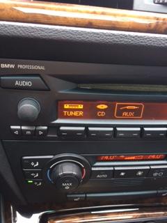 bmw 328i radio problems