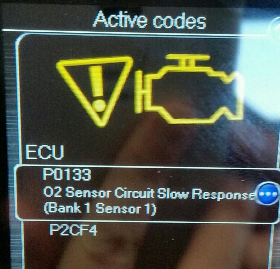 O2 sensor circuit slow response bank 1 sensor 1 help attached images