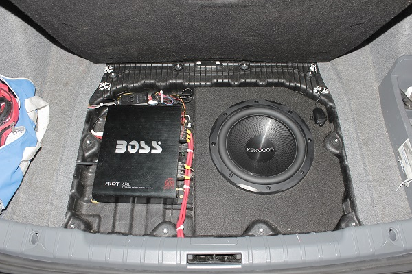 bmw e90 trunk compartment sub enclosure for sale. Black Bedroom Furniture Sets. Home Design Ideas