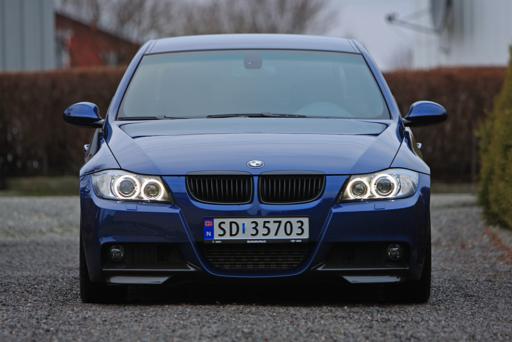E90 Angel Eyes Led Upgrade Bimmerfest Bmw Forums