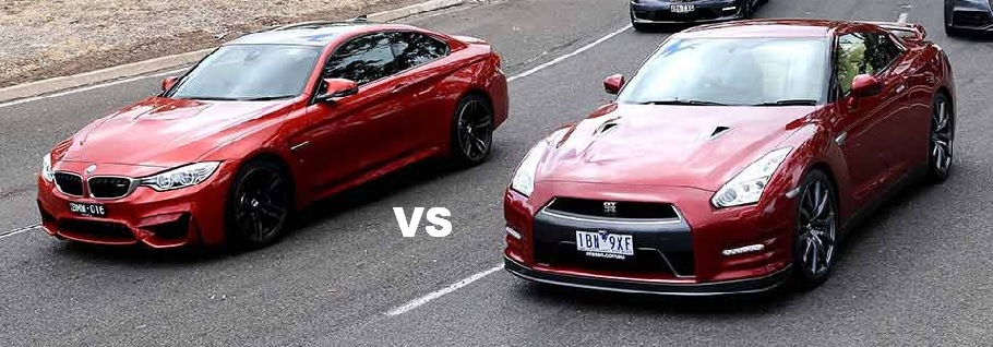 If You Had To Pick M4 Vs Gtr