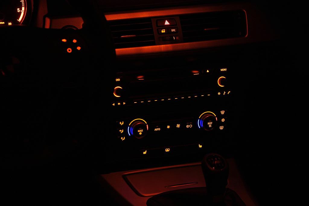 F10 5 Series Ambient Lighting Interior Ambient Lighting