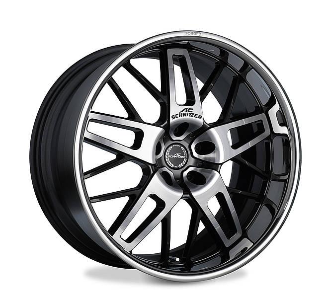 AC Schnitzer Type VI Wheels For My 2002 M3