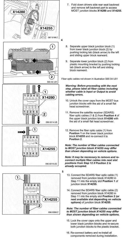 diy sirius install without satellite prep   no sa 693