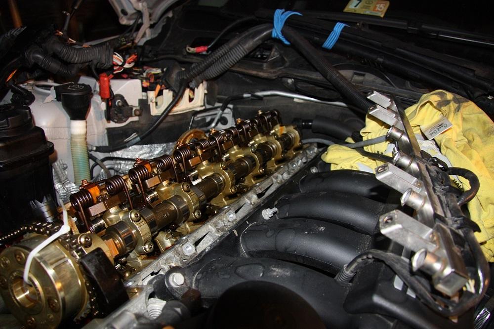 N52 Intake Camshaft Diy