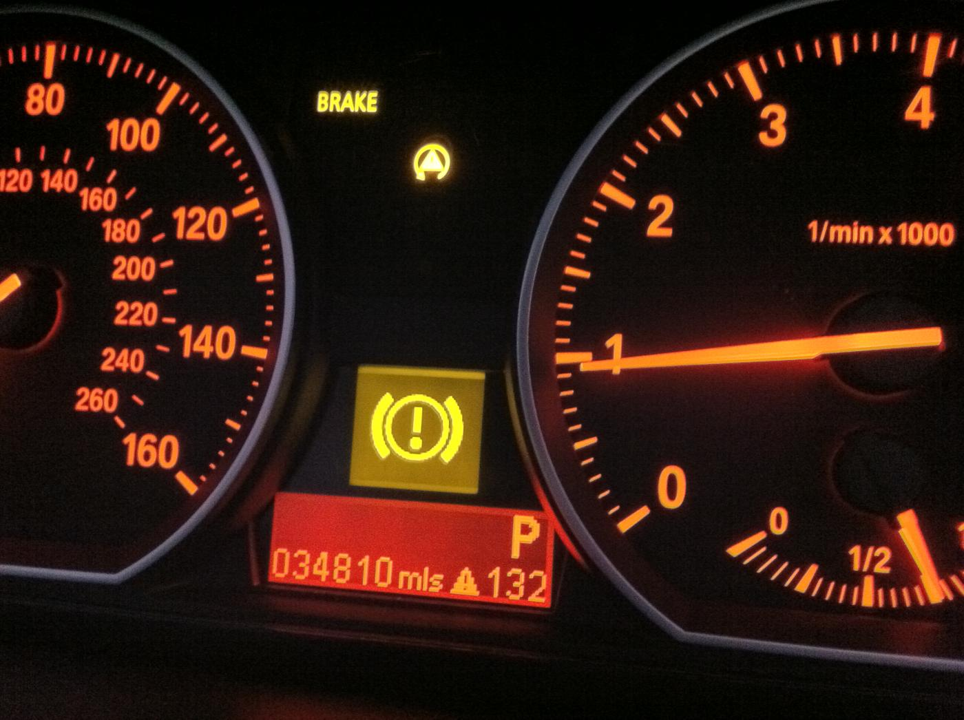 Bmw Warning Lights Uk E90 Lightneasy