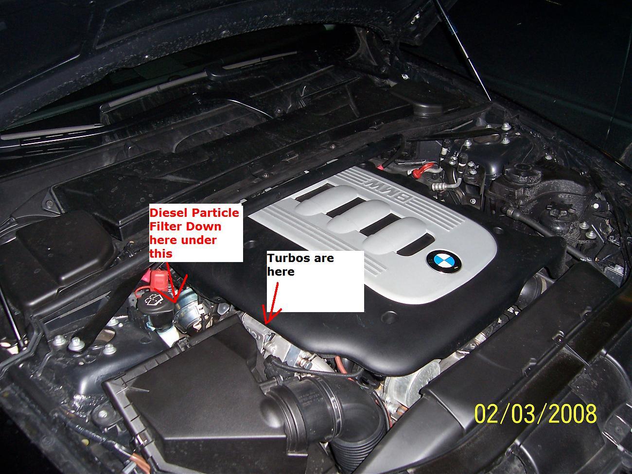 Bmw Diesel Particulate Filter Regeneration Smell