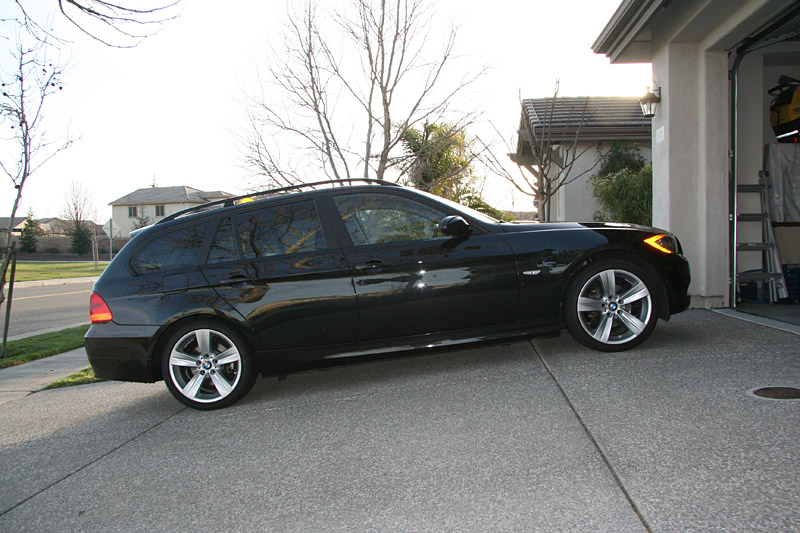 E91 328xit Wagon With 18 Quot 189 Style Rims Amp Tint