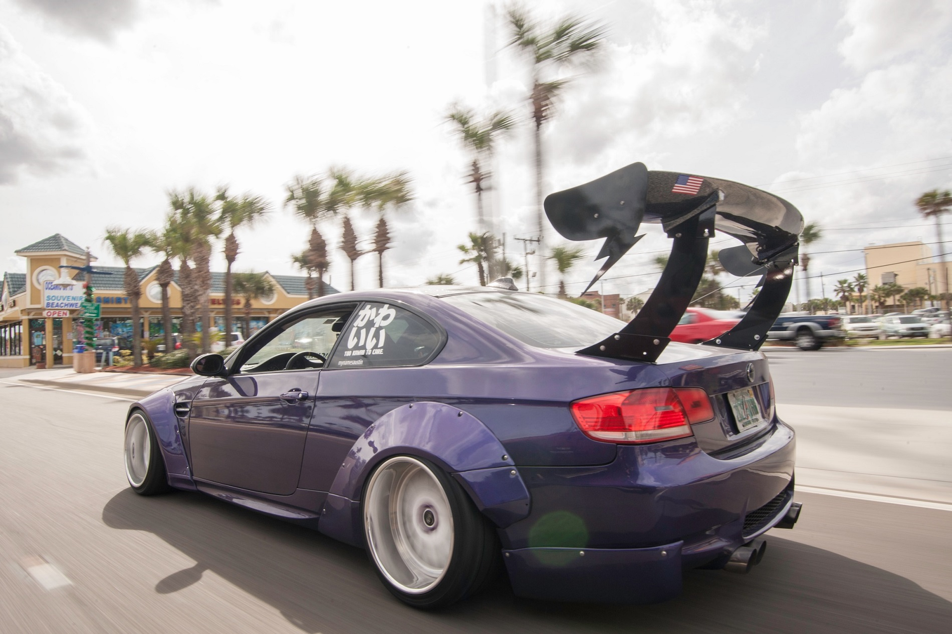 Widebody Big Wing Doesn T Get Much Gayer Lol