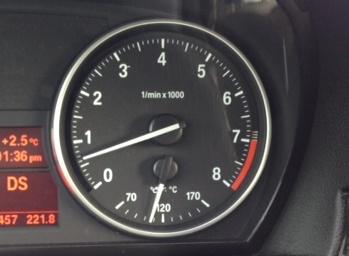 Oil temp lower than normal - BMW 3-Series (E90 E92) Forum