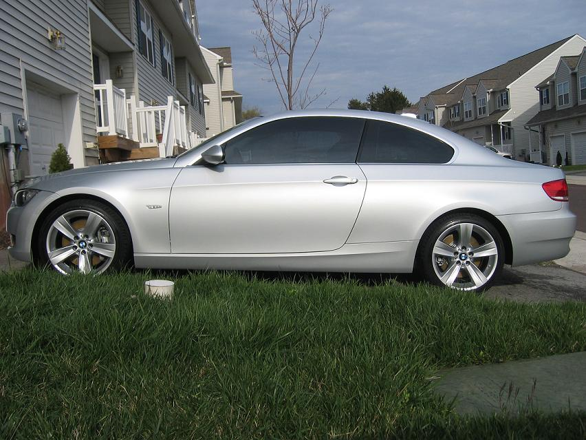 Or Tint - Bmw 35