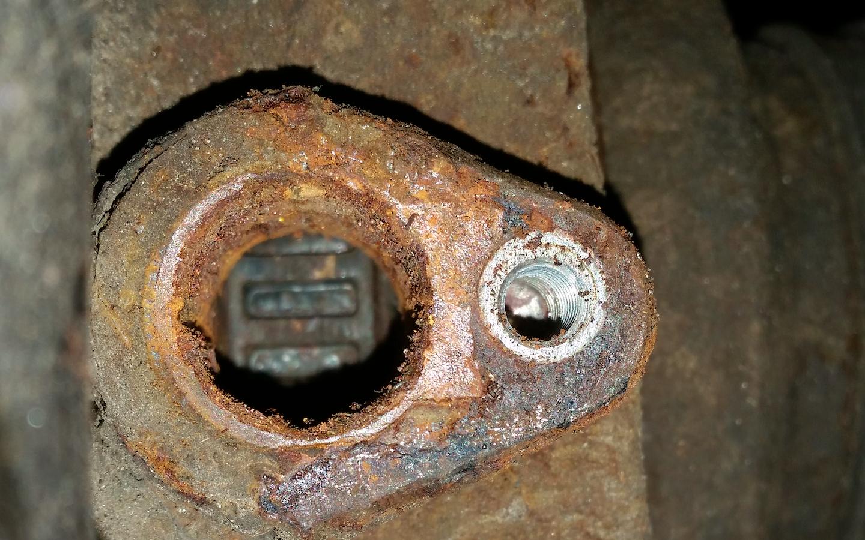 Intermittent bad abs sensor for Sensor schoonmaken