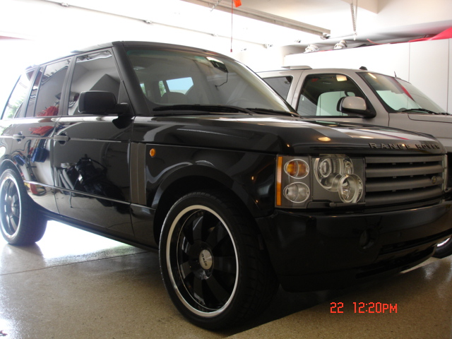 BMW Montgomery Al >> 2004 Blacked out Range Rover for Trade