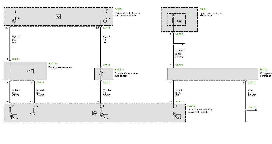 New MAP sensor. Still getting Boost pressure sensor signal interruption code  - BMW 3-Series (E90 E92) ForumBimmerpost