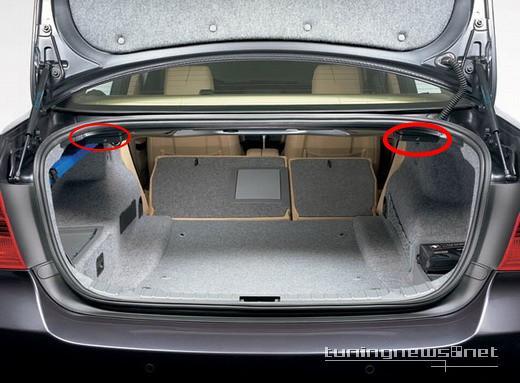 Fold Down Rear Seats