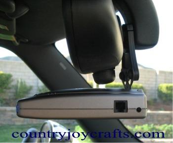 Custom Mounting Solutions For Radar Detectors