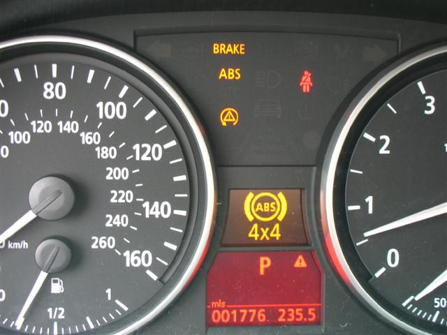 Abs Brake Lights Up On Dashboard
