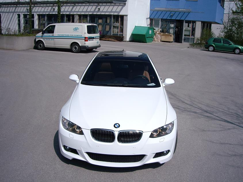 335i Coupe M Sport Package In Germany Undergoing Color