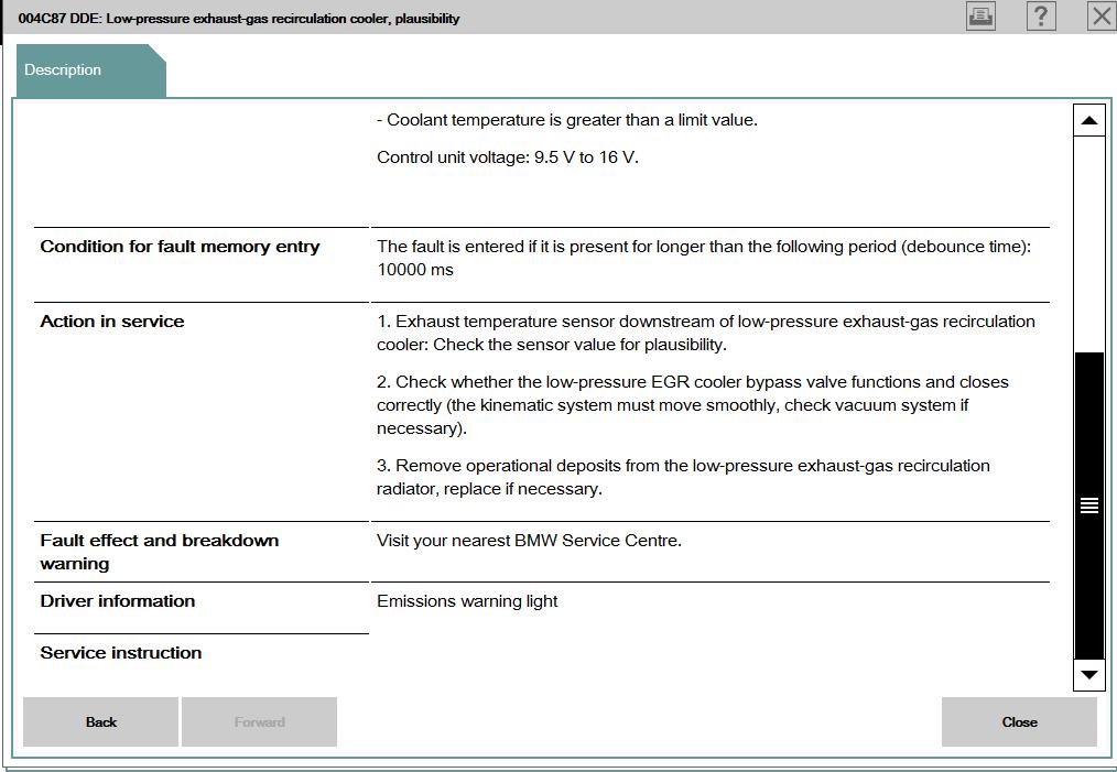 Turbo Control, Vacuum System, Pressure Converters etc  - BMW