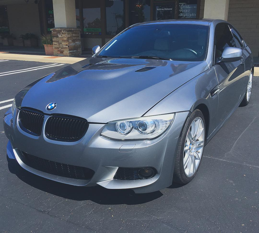 M3 Hood And M3 Side Fenders For 335i Trade Socal