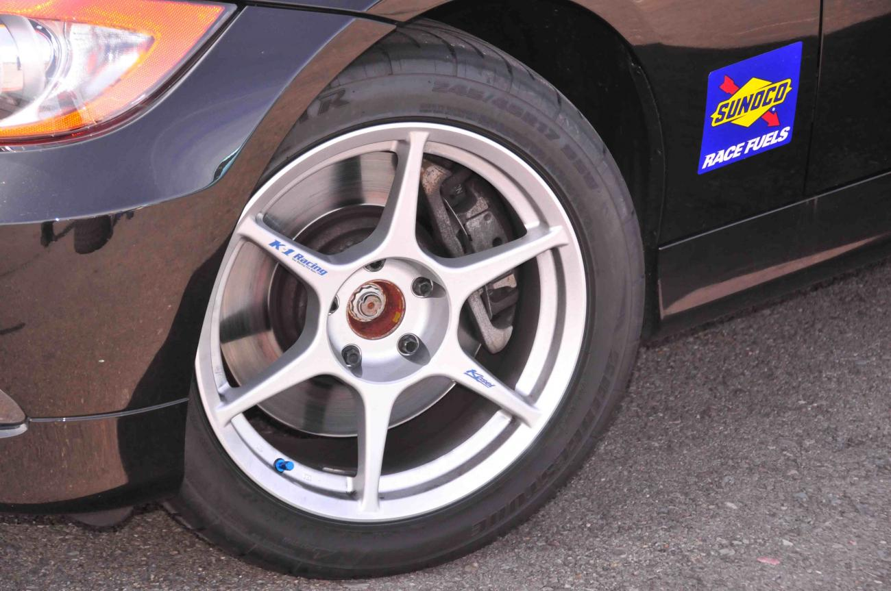 Bridgestone Re 01r 245 45 R17 Kosei K1 Review