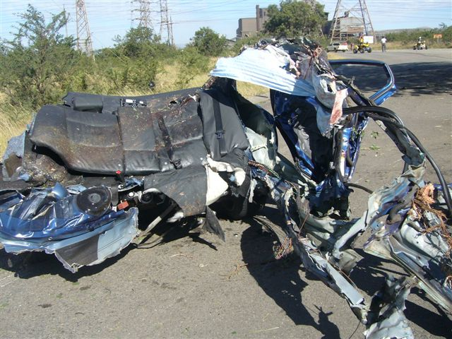 Bad Accident In South Africa Content Warning
