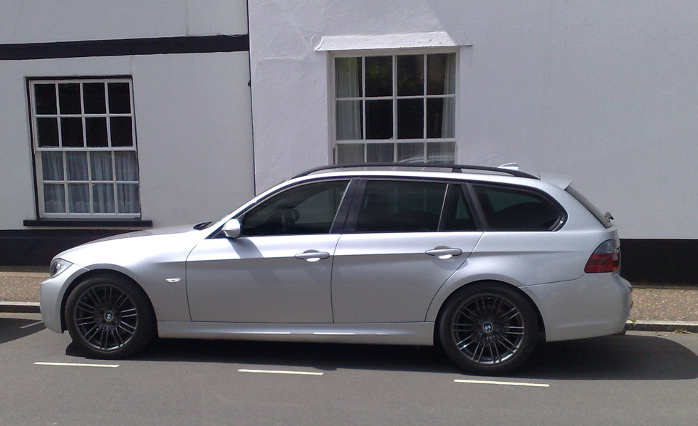 Auto Entertaintment And Lifestyle Bmw 320d Touring M Sport