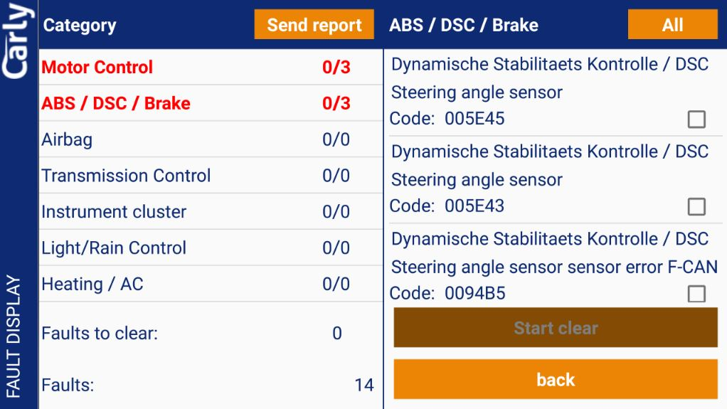 Steering angle sensor faulty? - BMW 3-Series (E90 E92) Forum