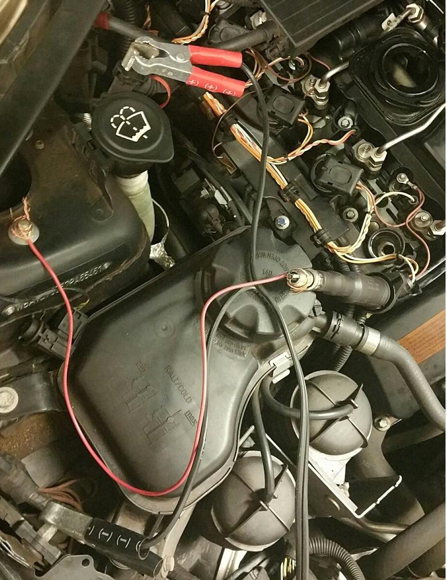 2007 E90 N54 DME code 2A9A 30BB 3100 - BMW 3-Series (E90 E92