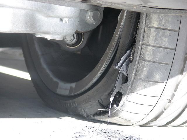 R I P Bridgestone Run Flat Tires