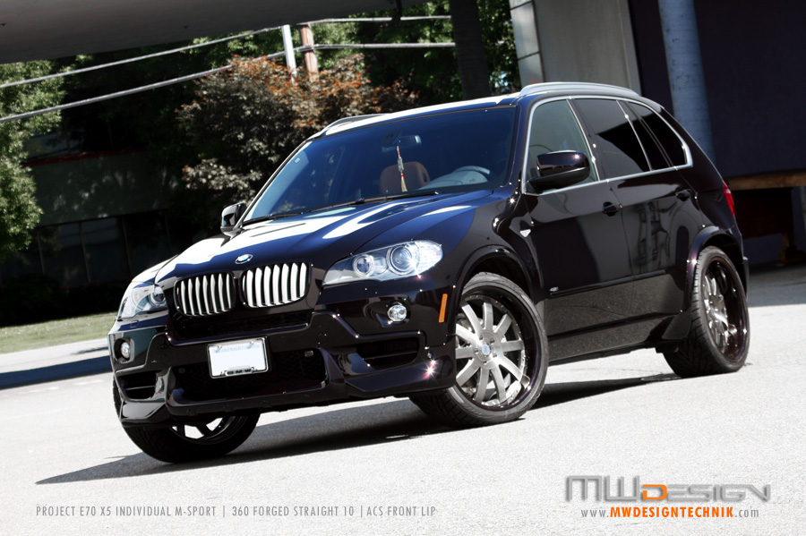 2009 X5 M Sport Package...I think????