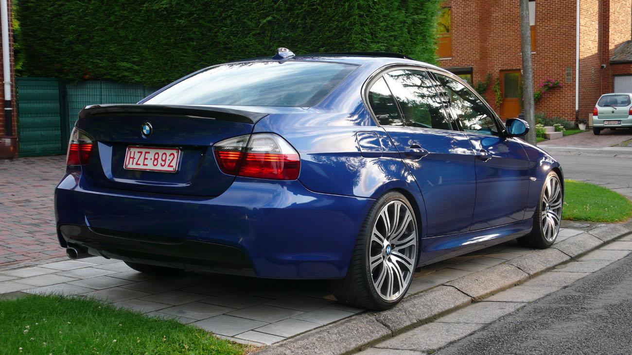 My New BMW 330i M-Sport...