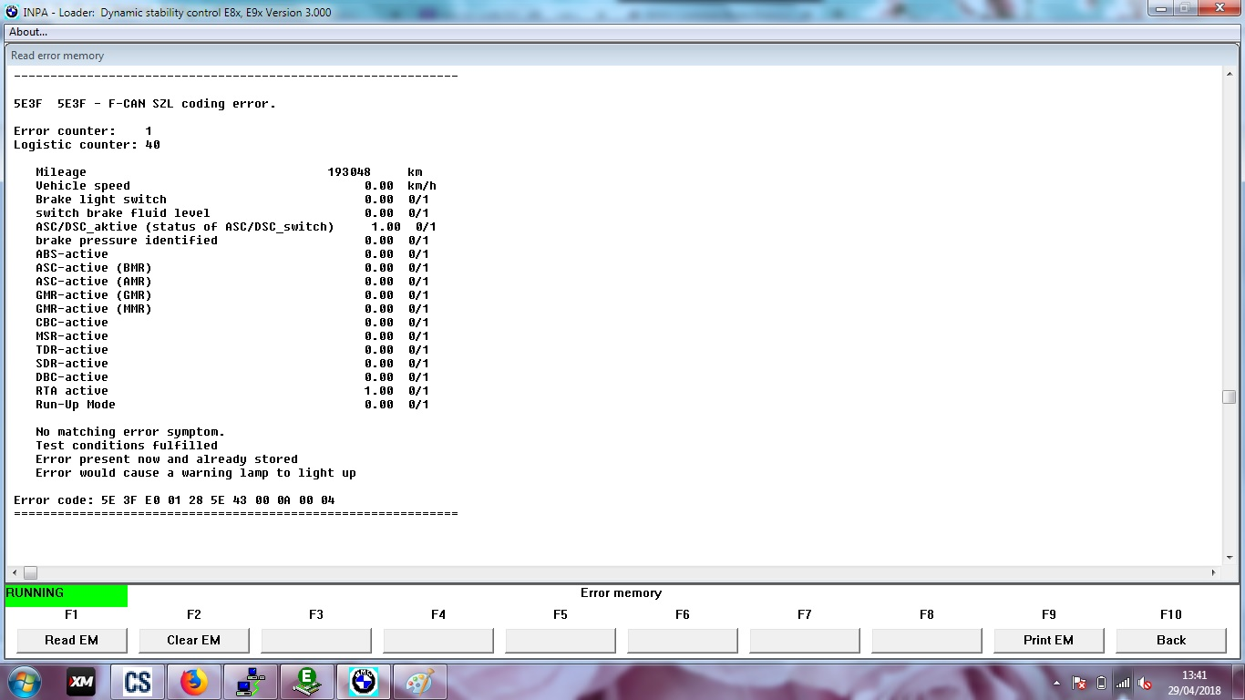 SZL coding & Calibration - BMW 3-Series (E90 E92) Forum
