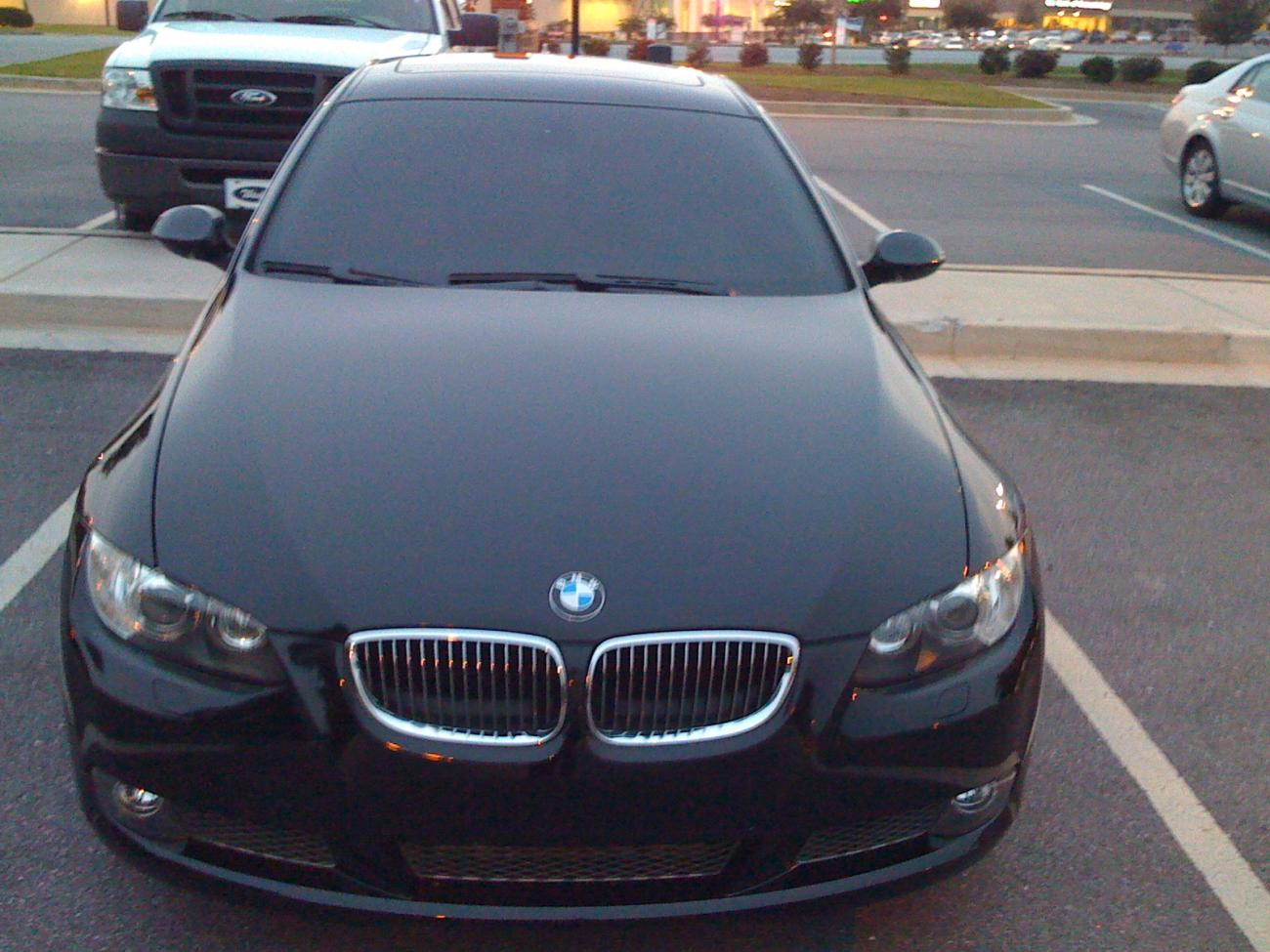 35 Windshield Tint >> My Tint 5 All Around And 35 On Windshield Bmw 3 Series