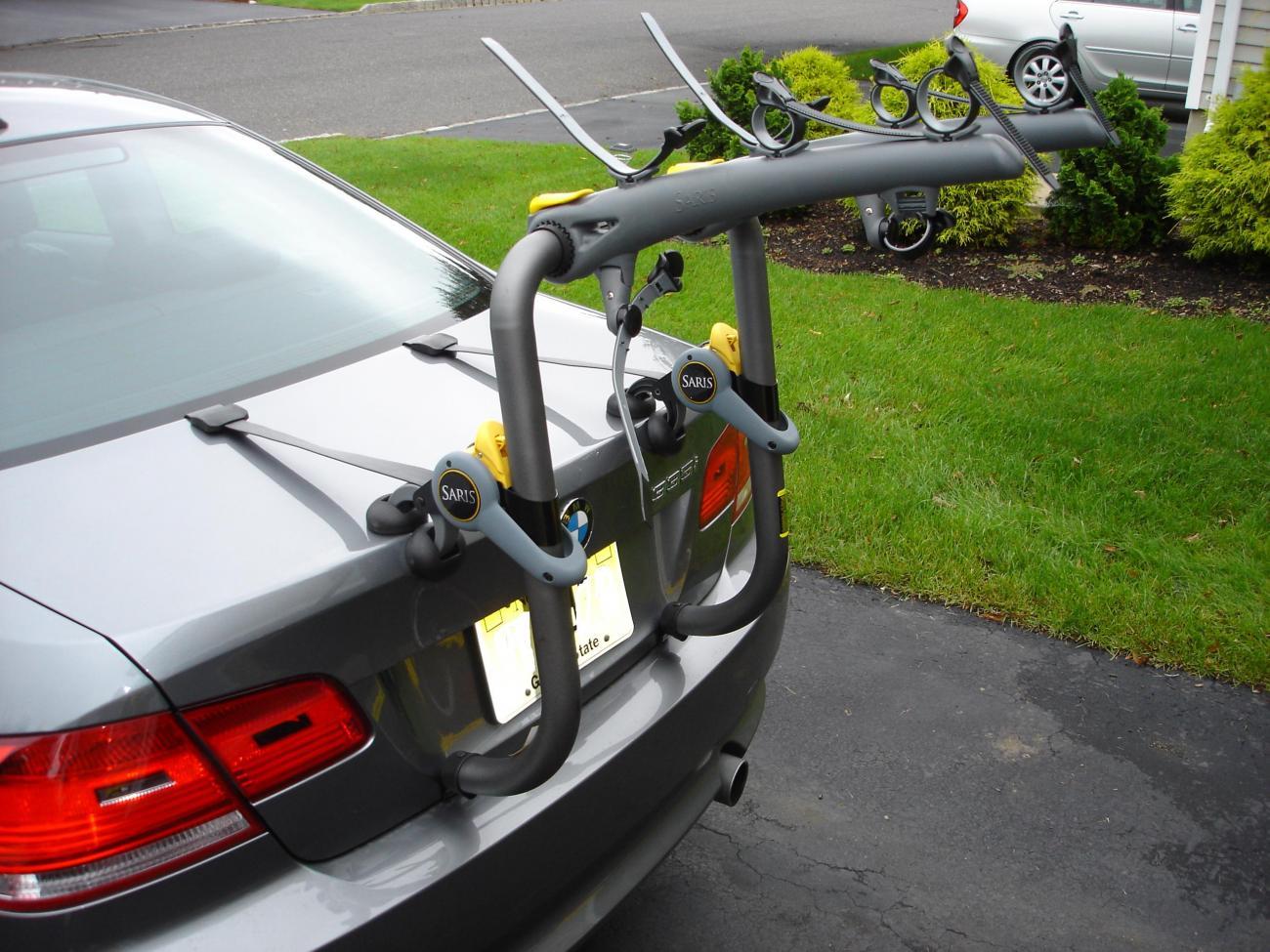 Bike Rack For E93