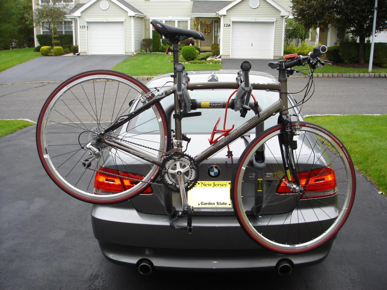 Saris Trunk Bike Rack