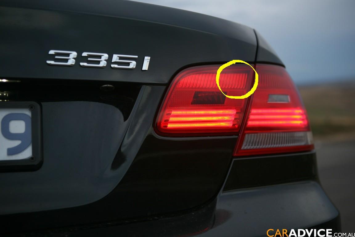 Right Brake Light Malfunction