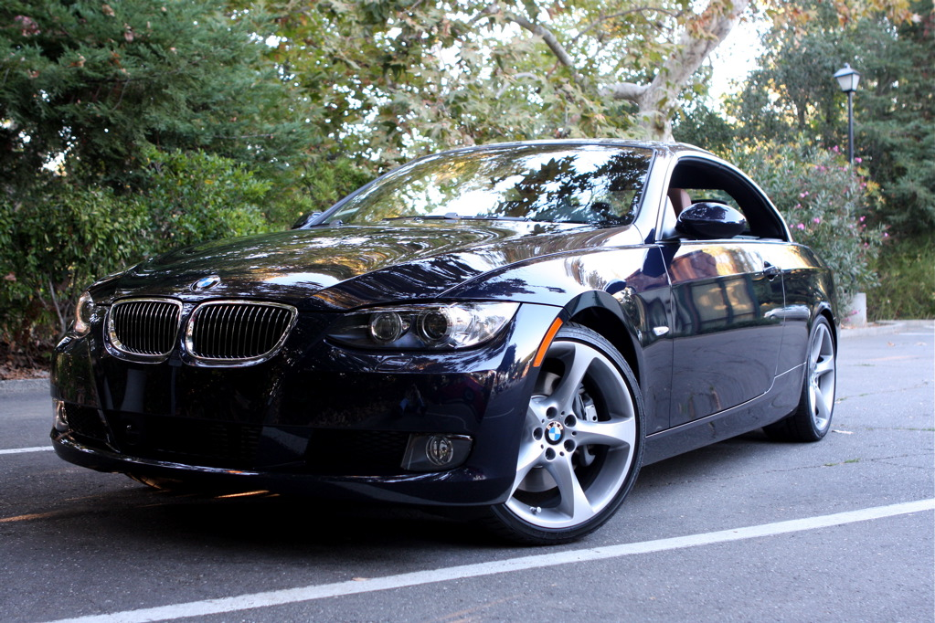 new baby has arrived 2009 335i convertible with pics. Black Bedroom Furniture Sets. Home Design Ideas