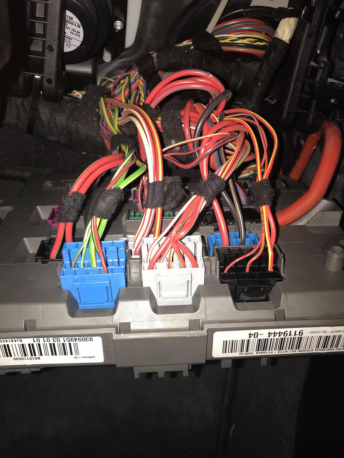Master RED Cable to fuse box ISSUE - BMW 3-Series (E90 E92) Forum | Bmw Fuse Box Recall |  | Bimmerpost