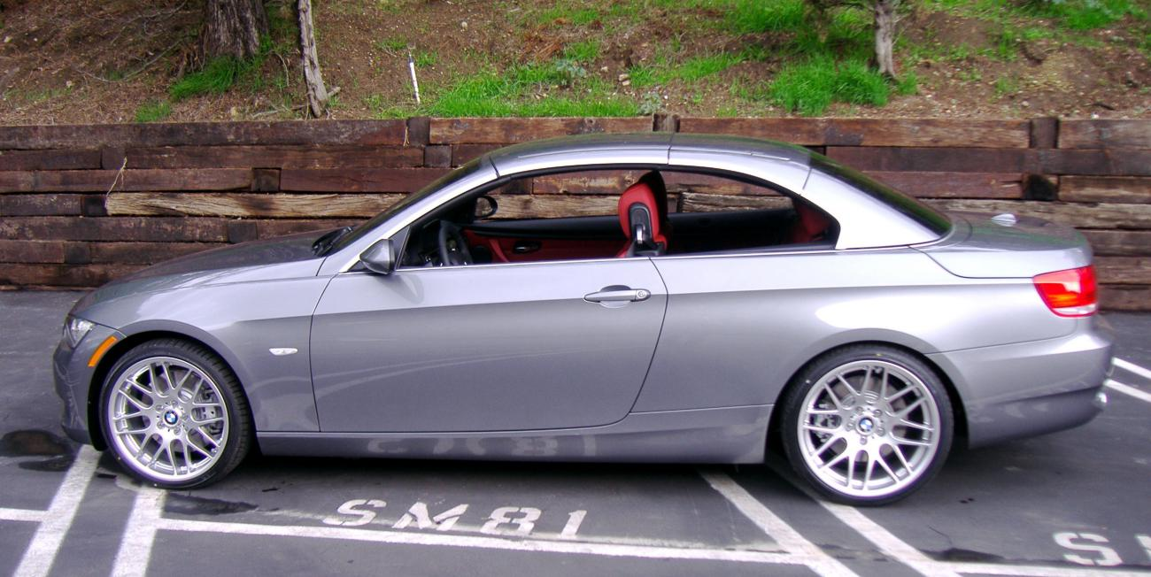 2008 E93 For Sale Space Red With Csl Wheels