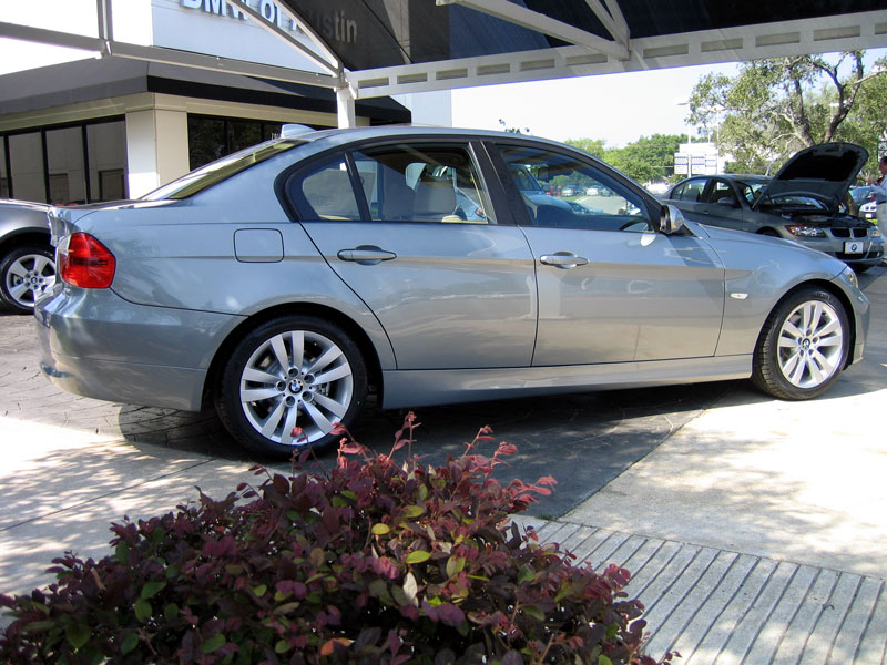 "Continental Run Flat Tires >> FS: E90 OEM Sport Style 161 17"" Wheels with Conti RFT - maXbimmer Forums"