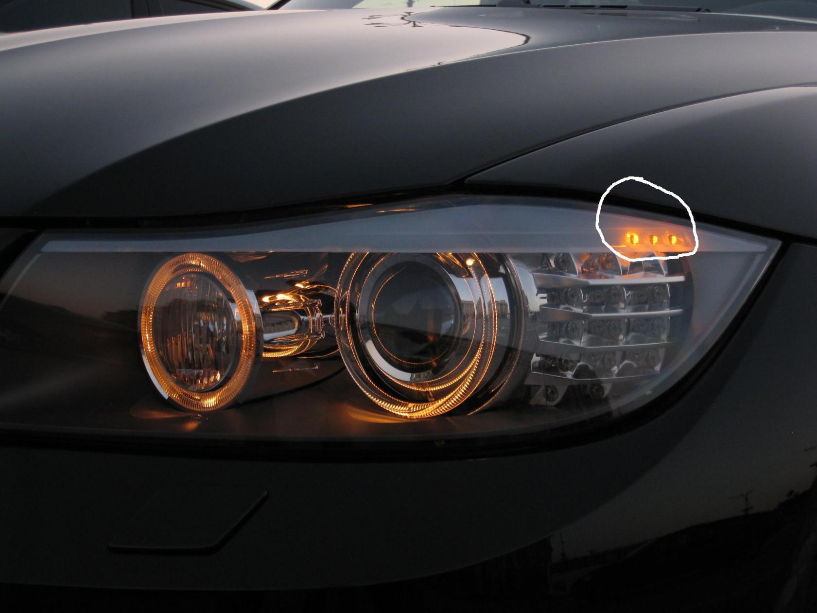 Lci Headlight Leds