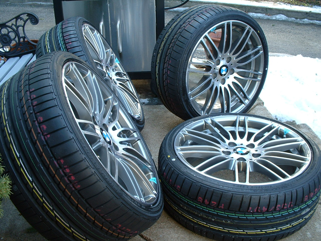 Bmw 19 Quot Performance Wheels Amp Tires Style 269